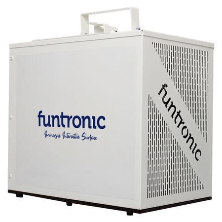 Funtronic Interactive Games Device