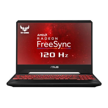 ASUS TUF FX505DY-AL006T R5-3550H 8GB 1TB + 256GB SSD 15.6 Inch RX560 Windows 10 Home Thin Bezel Gaming Laptop
