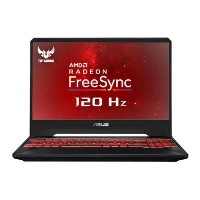 ASUS TUF FX505DY-AL007T R5-3550H 16GB 1TB + 256GB SSD 15.6 Inch RX560 Windows 10 Home Thin Bezel Gaming Laptop