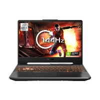Asus TUF Core i5-10300H 8GB 512GB SSD 15.6 Inch 144Hz GeForce GTX 1650Ti Windows 10 Gaming Laptop