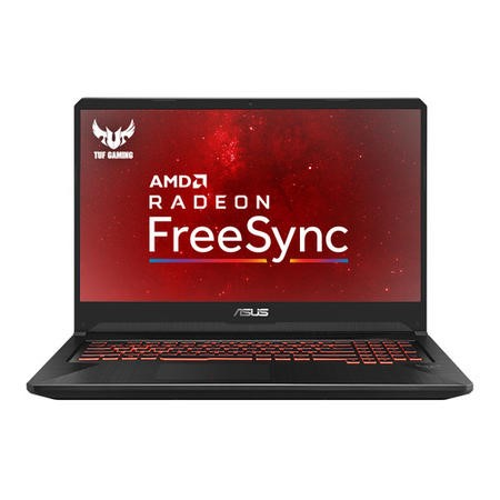 Asus TUF FX705DY-EW005T Ryzen 5-3550H 8GB 1TB + 256GB SSD 17.3 Inch RX560 Windows 10 Home Thin Bezel Gaming Laptop