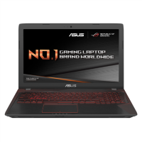 Refurbished Asus FX753VD Core i7-7700HQ 8GB 1TB 128GB SSD GeForce GTX 1050 4GB 17.3 Inch Full HD Windows 10 Home Gaming Laptop
