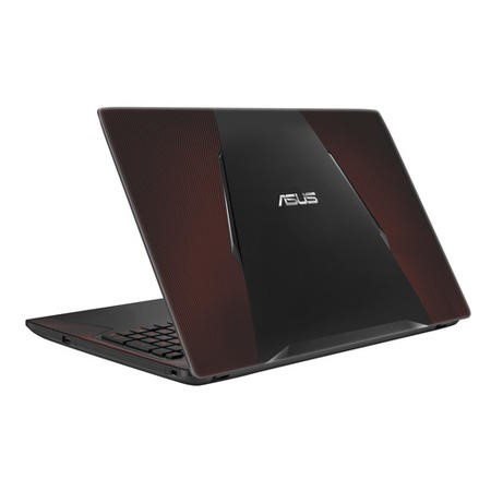 GRADE A1 - Asus FX753VD Core i7-7700HQ 8GB 1TB 128GB SSD GeForce GTX 1050 4GB 17.3 Inch Full HD Windows 10 Home Gaming Laptop