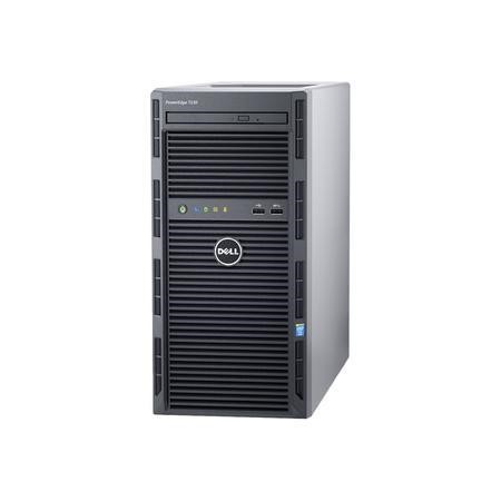 FYH48 Dell Poweredge T130 Xeon E3-1220v6 3.0 GHz - 8GB - 2 x 1TB HDD - Tower Server