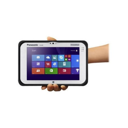Panasonic Toughpad  FZ-M1 Intel Celeron N2807 4GB 128GB SSD 7 Inch Windows 8.1 Tablet