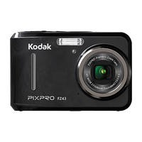 "Kodak PIXPRO FZ43 Black Camera 16MP 4xZoom 2.7""LCD 27mm Wide"