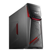 ASUS G11CD Core i5-6400 8GB 1TB GTX 970 DVD-RW Windows 10 Gaming Desktop