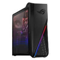 Asus ROG Strix GT15 Tower Core i5-10400F 8GB 1TB HDD + 256GB SSD GeForce GTX 1660 Super 6GB Windows 10 Gaming Desktop