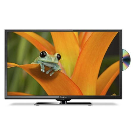 Goodmans G32227F 32 Inch Freeview LED TV with Built-in DVD Player