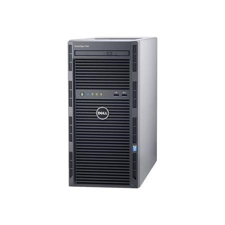 G3K3V Dell Poweredge T130 - Xeon E3-1220v6 - 4GB - 1TB HDD - Tower Server