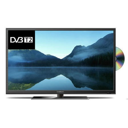 Goodmans G40227FT2 40 Inch Freeview LED TV with built-in DVD Player