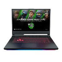 Asus ROG STRIX G G531GT Core i7-9750H 8GB 512GB SSD 15.6 Inch Full HD 120Hz GeForce GTX 1650 Windows 10 Gaming Laptop - With Backpack and Mouse
