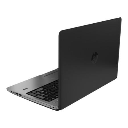 "HP ProBook 455 G1 Silver - AMD A4-4300M 2.5GHz 8GB DDR3L 750GB 15.6"" HD LED Win7P 64Bit Win8P DVDSM AMD Radeon HD 7420G webcam BT 4.0 2xUSB 3.0 FP HDMI 1YR"