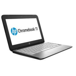 HP Chromebook 11 G2 2GB 16GB SSD 11.6 inch Chromebook Laptop in Black