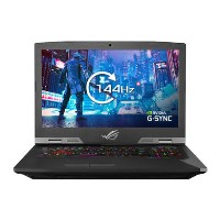 Asus ROG G703GXR-EV022R Core i9-9980HK 32GB 1TB SSD + 1TB SSHD 17.3 Inch 144Hz RTX 2080 8GB Windows 10 Pro Gaming Laptop