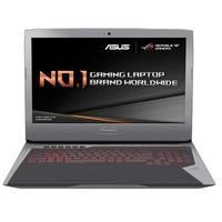 Asus ROG G752VY Core i7-6820HK 32GB 1TB + 512GB SSD Nvidia GeForce GTX980M 8GB 17.3 Inch Windows 10 Gaming Laptop with Forza Horizon 3 Game