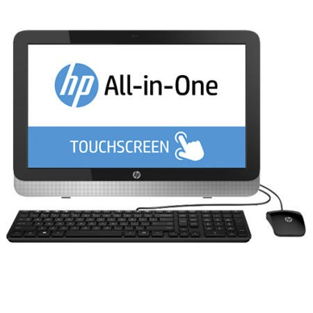 "Hewlett Packard HP 22 -2104NA AMD A4-6210 1.8GHz 6GB 1TB Radeon 8330 21.5"" Touchscreen Windows 8.1 All In One"