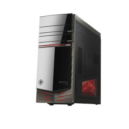 Hewlett Packard HP Envy Pheonix 810-477 Core i7-4790 3.6GHz 12GB 2TB NVIDIA GeForce GTX 970 4GB DVD-SM Windows 8.1 Gaming PC
