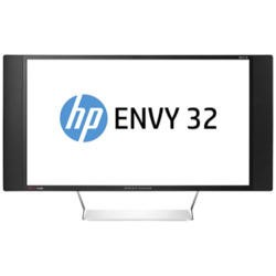 "Hewlett Packard HP Envy 32 2560x1440 Thin Bezel DisplayPort HDMi HDMI 32"" Monitor"