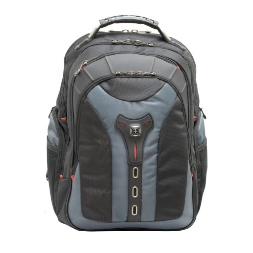 "Wenger Swissgear Pegasus Backpack for Laptops up to 17"" - Blue/Black"