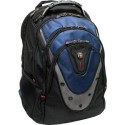 "GA-7316-06F00 Wenger Swissgear Ibex Laptop Backpack - Laptops up to 17""  Blue"