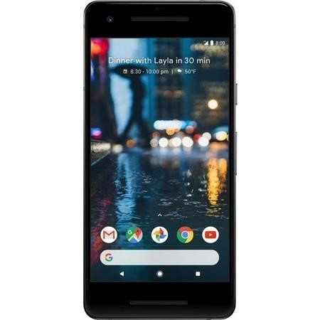 GA00128-GB Google Pixel 2 128GB Just Black SIM Free
