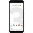 "GA00461-GB Google Pixel 3 Clearly White 5.5"" 128GB 4G Unlocked & SIM Free"