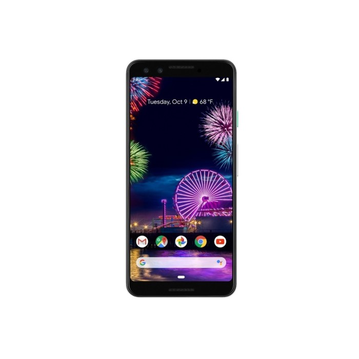 Google Pixel 3 XL Clearly White 6 3