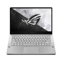 Asus ROG Zephyrus G14 AMD Ryzen 9-4900H 16GB 1TB SSD 14 Inch FHD GeForce RTX 2060 6GB Windows 10 Gaming Laptop - Moonlight White
