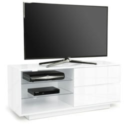 MDA Designs Gallus TV Cabinet in High Gloss White - up to 55 inch