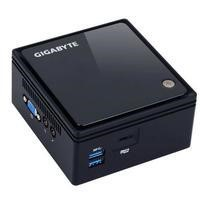 Gigabyte BRIX Ultra Compact PC Intel Celeron N3150 SO-DIMM DDR3 1.35v Barebone