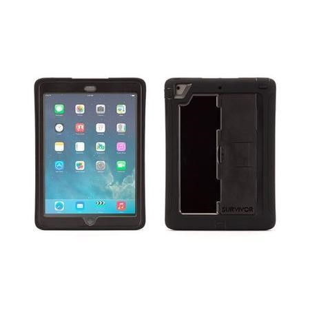 Griffin Survivor Slim Case for iPad Air in Black