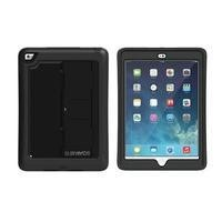 Griffin Survivor Slim for iPad Air2 - Black/Black/Black