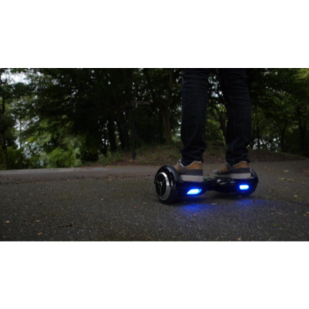 G-Board Smart Two Wheel Self Balancing Hover Scooter - White