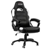 Nitro Concepts C80 Comfort Series Gaming Chair - Black/White