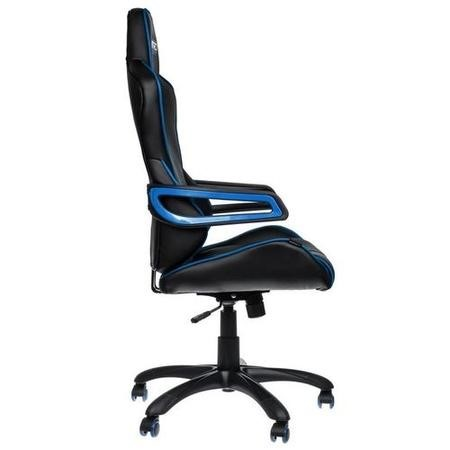 Nitro Concepts E200 Race Series Gaming Chair - Black/Blue