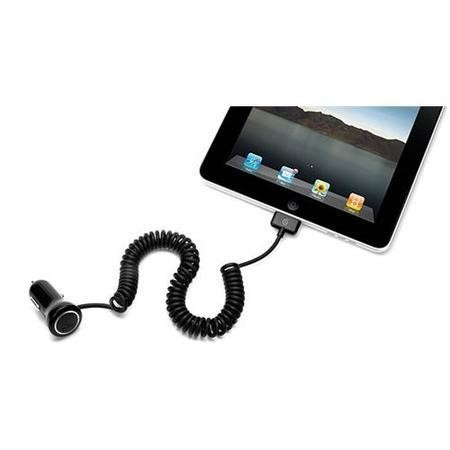 Griffin PowerJolt SE for iPad  iPhone  iPod - 2 amp - Black EFIGS