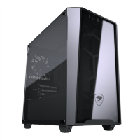 Punch Technology Core i3-9100F 8GB 1TB HDD GeForce GTX 1050 Ti 4GB No OS Gaming PC