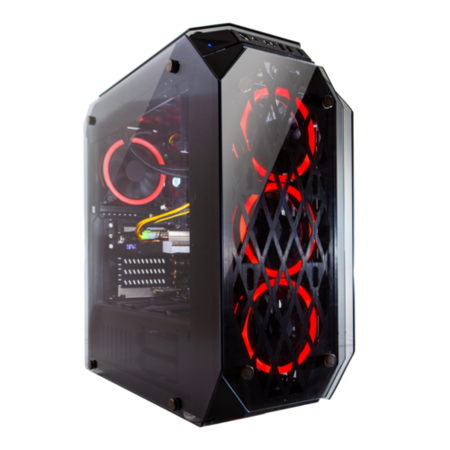 Punch Technology Core i7-9700K 16GB 1TB HDD + 512GB SSD GeForce RTX 2070 Super 8GB Windows 10 Gaming