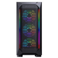 Punch Technology Cougar RGB Core i7-10700F 16GB 1TB HDD + 240GB SSD GeForce GTX 1660 Super 6GB No OS Gaming PC