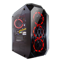 Punch Technology Eos Core i7-10700KF 16GB 1TB HDD + 512GB SSD GeForce RTX 2070 Super 8GB Windows 10 Gaming PC