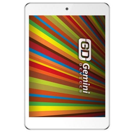"Gemini Quad Core 1GB 8GB + Micro SD Slot 7.85"" IPS Android Jelly Bean 4.1 Tablet"