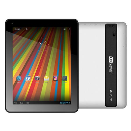 Gemini Quad Core 2GB 16GB + Micro SD Slot  9.7 Inch IPS Android Jelly Bean 4.1 Tablet