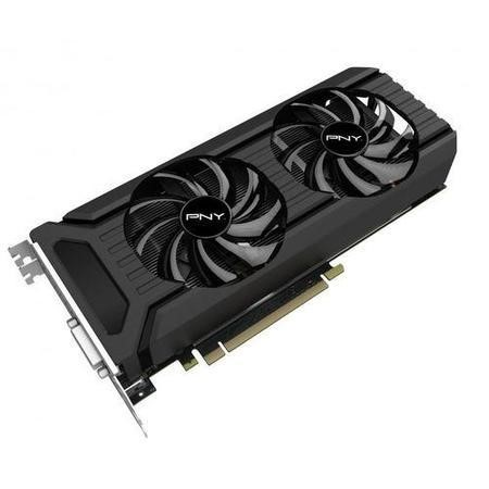 PNY GeForce GTX 1060 6GB GDDR5 Graphics Card