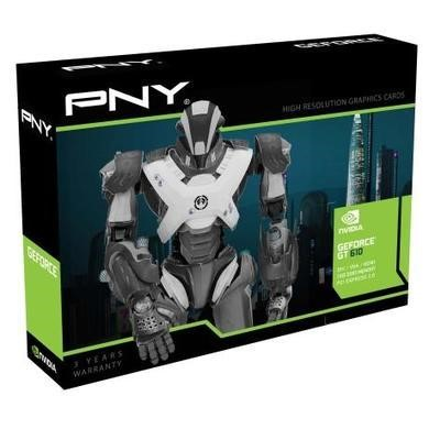 PNY GeForce GT 610 1GB DDR3 Graphics Card