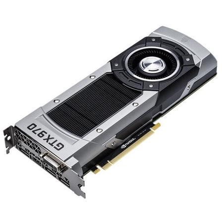 PNY Nvidia GeForce GTX 970 1051MHz 4GB 256bit GDDR5 Graphics Cards