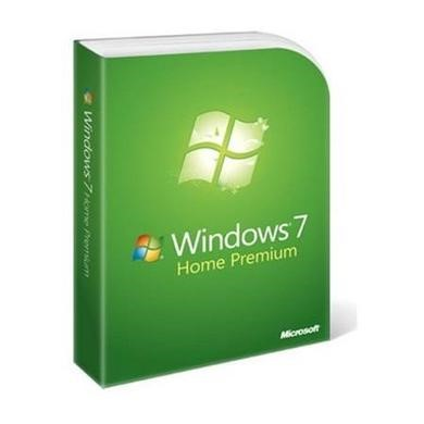 OEM Windows 7 Home Premium 64 Bit Service Pack 1 Operating System Single PC DVD