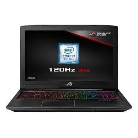 GL503GE-EN034T Asus ROG Core i7-8750H 8GB 1TB + 128GB SSD GeForce GTX 1050Ti 15.6 Inch Windows 10 Gaming Laptop
