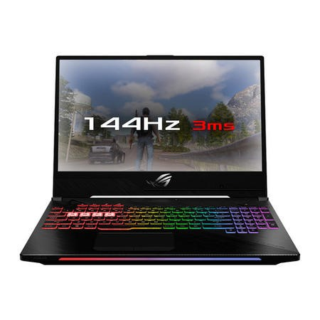 GL504GW-ES017T ASUS ROG Strix SCAR II Core i7-8750H 16GB 1TB + 512GB GeForce RTX2070 15.6 Inch Full HD 144Hz Windows 10 Laptop