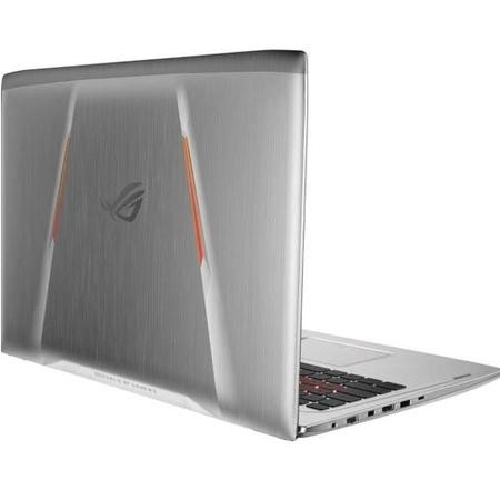 GRADE A1 - ASUS ROG STRIX Core i5-7300HQ 8GB 1TB + 128GB SSD GeForce GTX 1060 17.3 Inch Windows 10 Gaming Laptop - Titanium